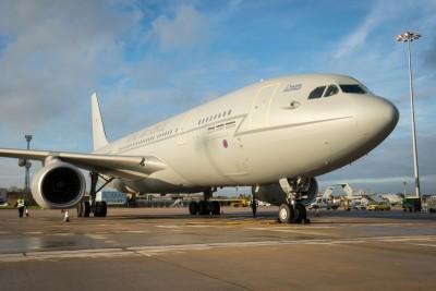 RAF Voyager Aircraft
