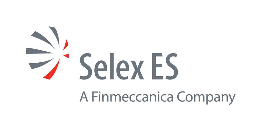 Selex ES logo COLOUR