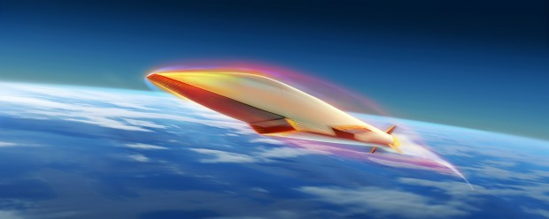 Material For Supersonic and Hypersonic Vehicles©MBDA